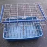 Rabbit Cage Plans